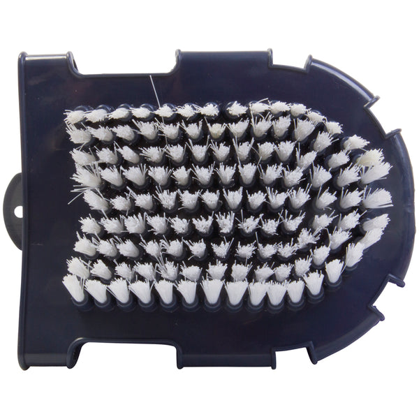 Grooming Glove with brush and massage side