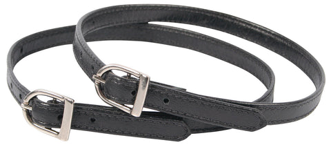Spurstraps soft leather