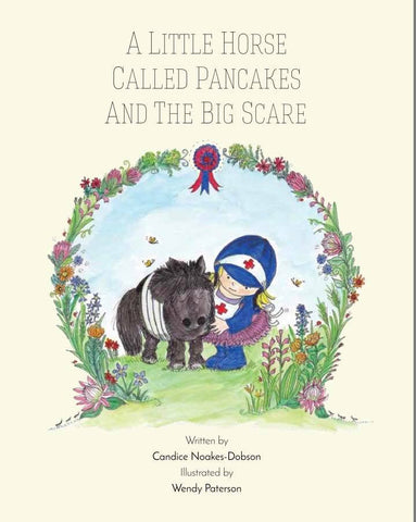 A little Horse called Pancakes & the big scare