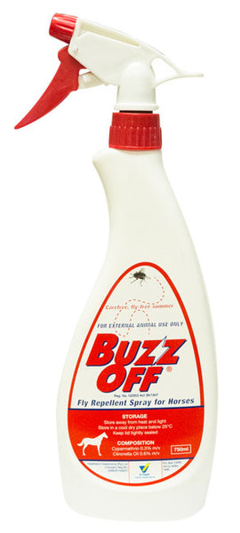 Buzz Off Fly Spray 750ml