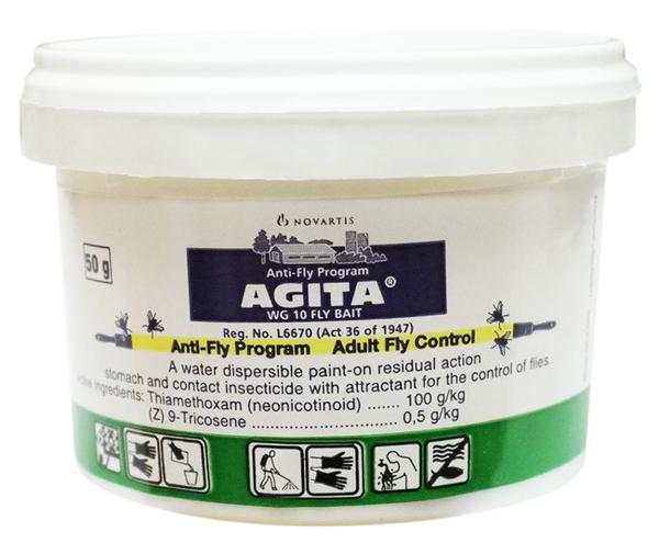 Agita Water Soluble Powder 50g