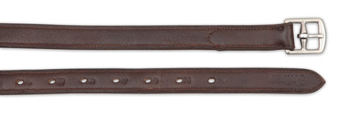TOP QUALITY NON STRETCH STIRRUP LEATHERS