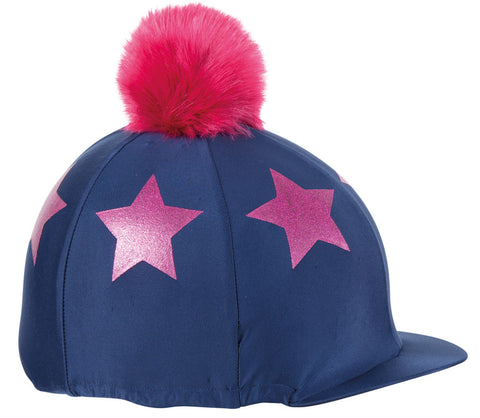 Glitter Star Hat Cover