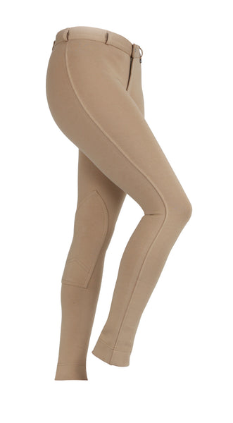 GIRLS SADDLEHUGGER JODHPURS