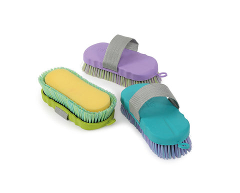 Ezi-Groom Contour Body Wash Brush