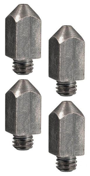 Mustad Grass Threaded Stud 1 (x4)