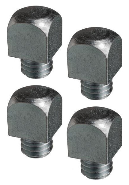 Mustad Grass Threaded Stud 2 (x4)