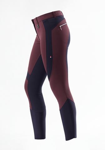 Elixir Euro Seat Riding Breeches