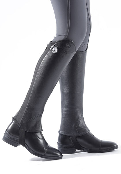 Lexaria Ladies Leather Half Chaps