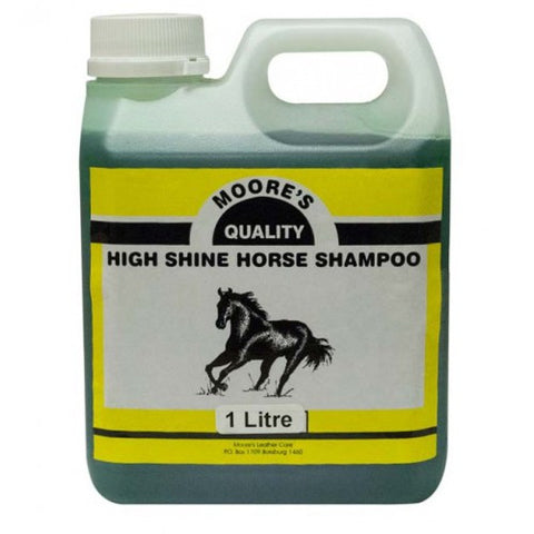 Moores High Shine Shampoo 1L