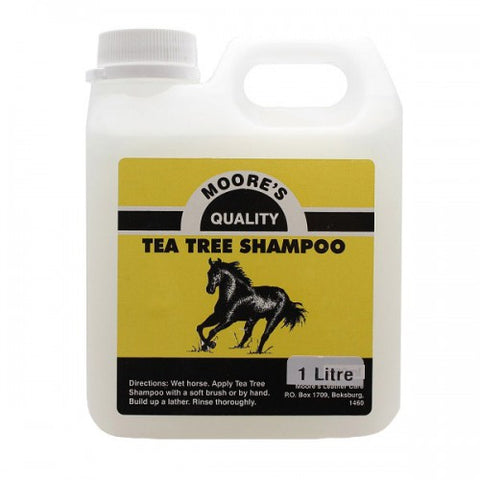 Moores Shampoo Tea Tree 1L