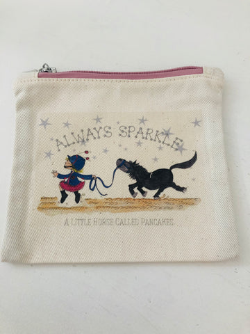 A little Horse called pancakes Pencil Case