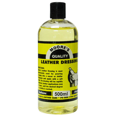 Moores Leather Dressing 500ml