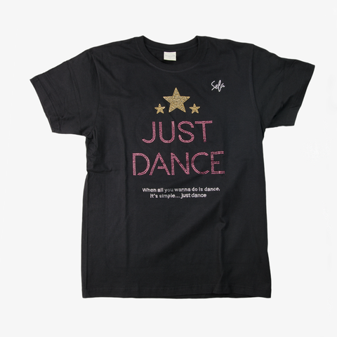 Just Dance Black Club T-shirt