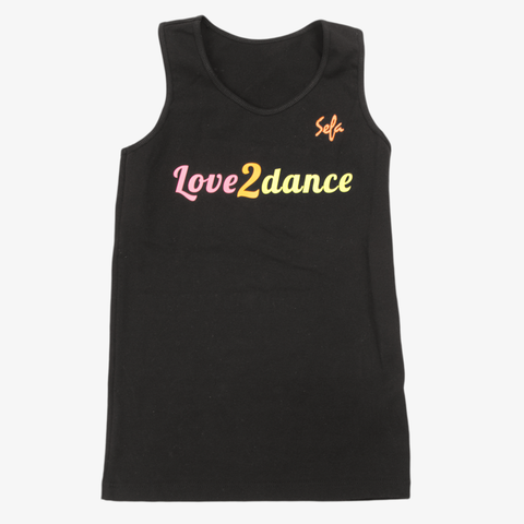 Love2Dance Tank Top