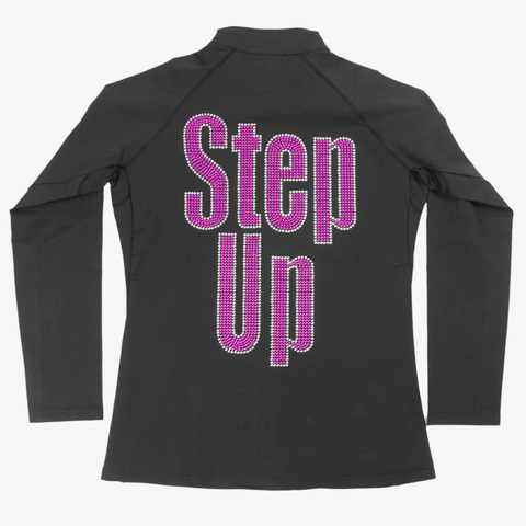 Step Up Dance Logo SlimFit Jacket