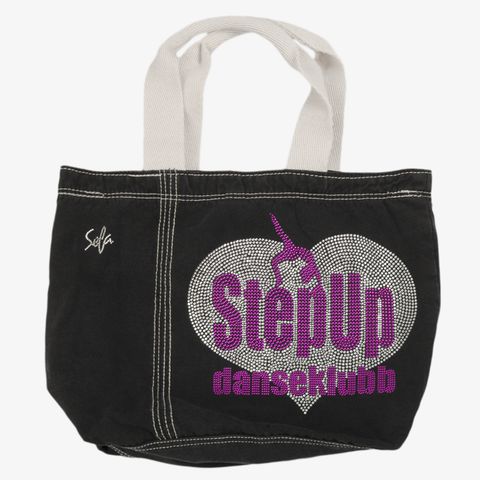 Step Up Dance Canvas Bag
