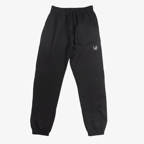 Bergen Turn Black Sweatpant