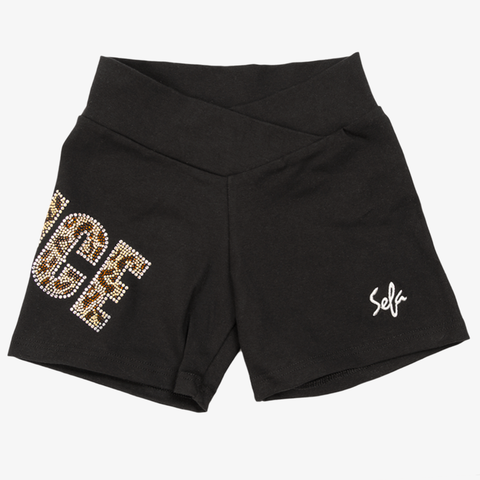 Brown Leo Dance Hotpants