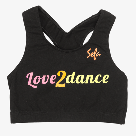 Love2Dance Sports Top