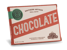 Olive & Sinclair Mexican-Style Cinnamon Chili Chocolate Bar