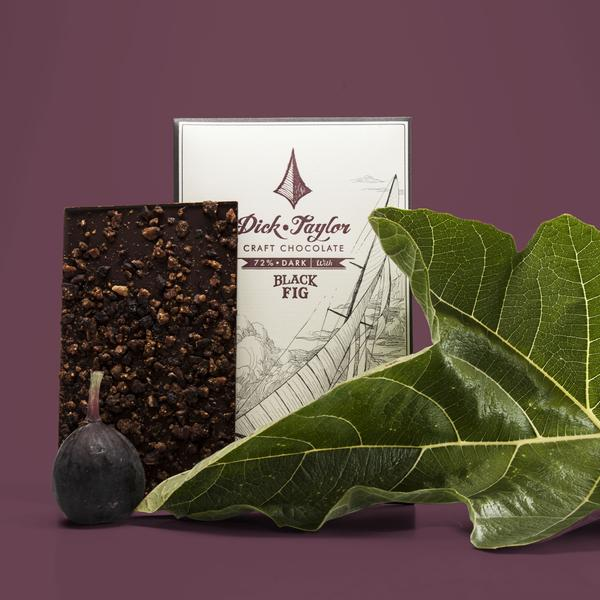 Dick Taylor Black Fig Craft Chocolate