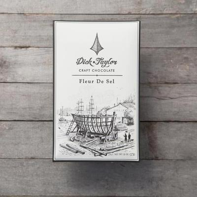Dick Taylor Fleur de Sel Craft Chocolate