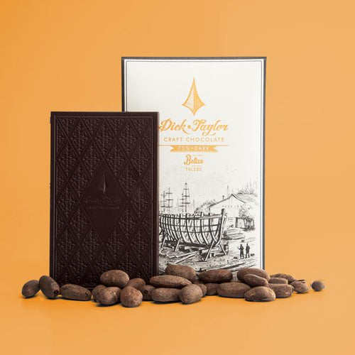 Dick Taylor Belize, Toldeo Craft Chocolate