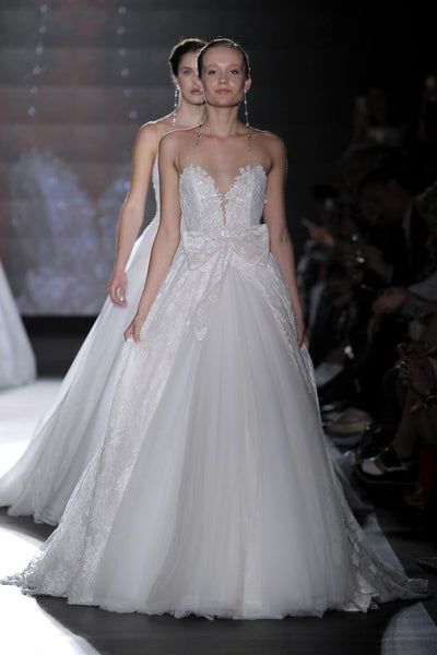 Barcelona Bridal Week 2018