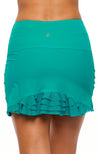 Cute as a Bunny Skort Emerald Green