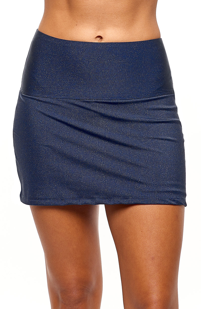 tennis skirts bunny style for women side view