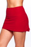 Cute as a Bunny Skirt Rosso front view