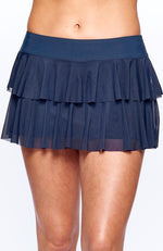 Layer Cake Skort Navy Perfection