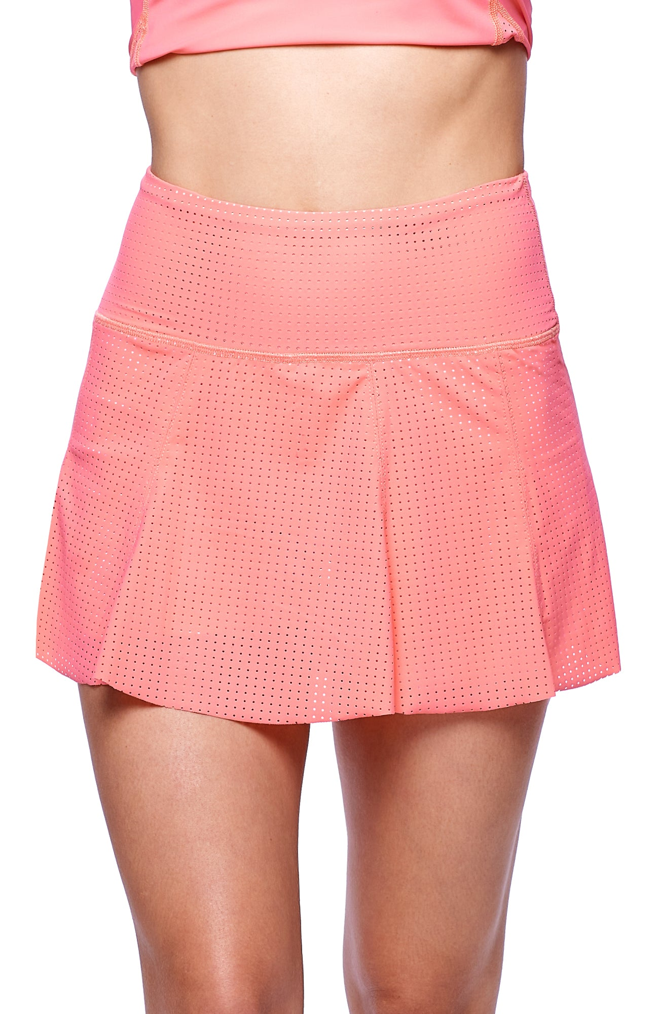 Pink color Perfect Swing skirt Ideal for tennis outfits women