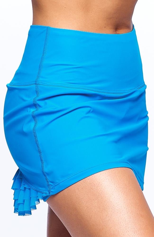 Cute as a Bunny Skirt Cianna tennis apparel brands side view