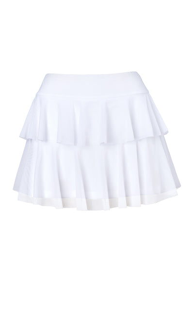 Layer Cake Skort Cloud white