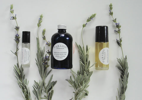 French Lavender Luxury Body Oil