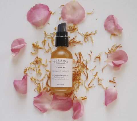 Seaberry Purifying Facial Oil