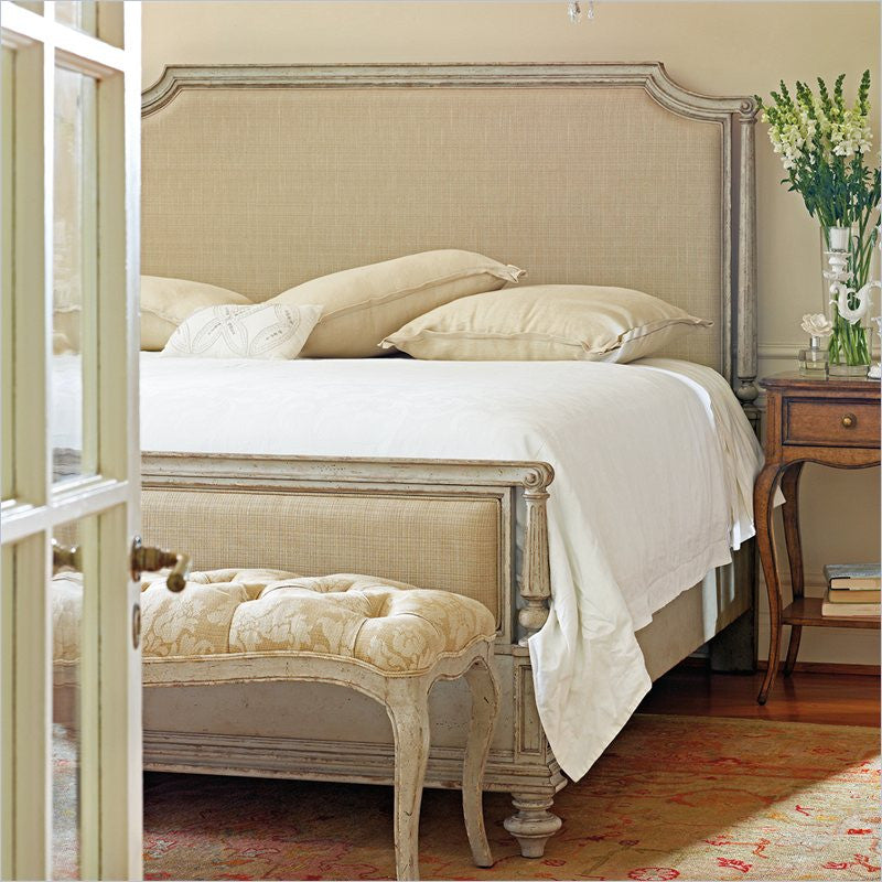 Since you spend almost half of your life in bed, why not do it in style?  Our iron and wood beds come in distressed and painted styles with ornate  details or ...