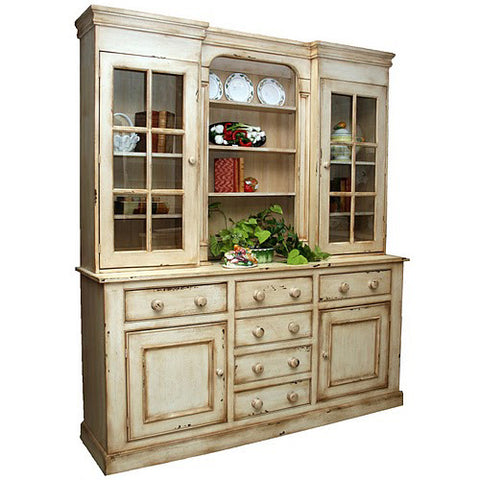 Custom Furniture World - British Traditions: Grand Dublin Hutch