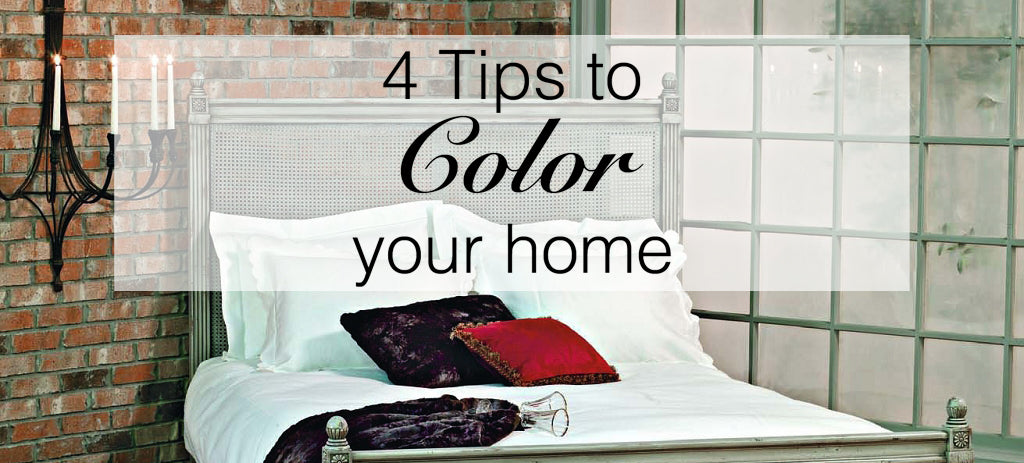 Using Color in Your Home