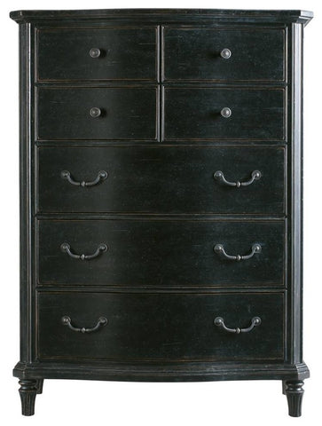 European Cottage Chest