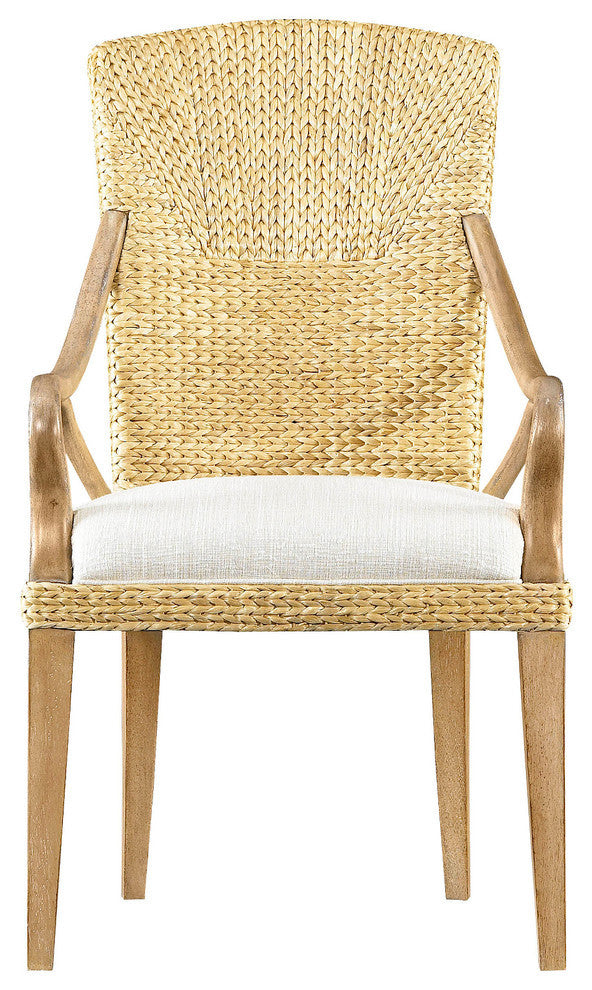 Coastal Living Resort Water's Edge Woven Arm Chair