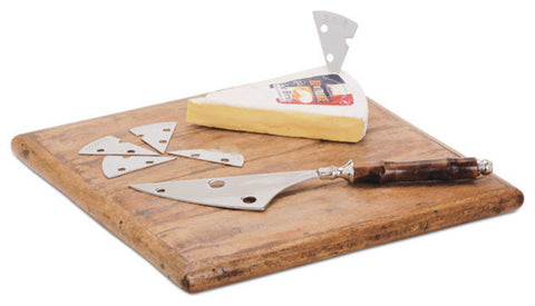 Cheese Knife and Marker Set