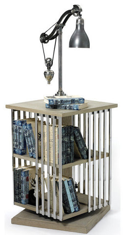 Rotating Periodical Rack