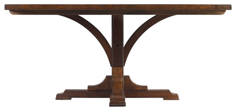 Artisan Pedestal Table Base