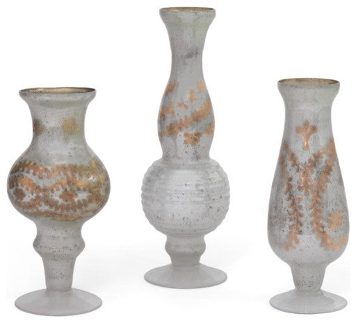 Set Of Small Vases