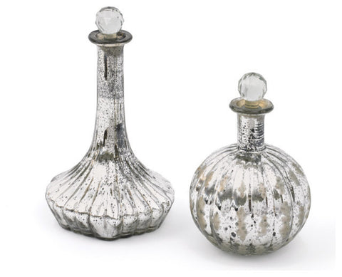 Set of Two Jeanie Bottles