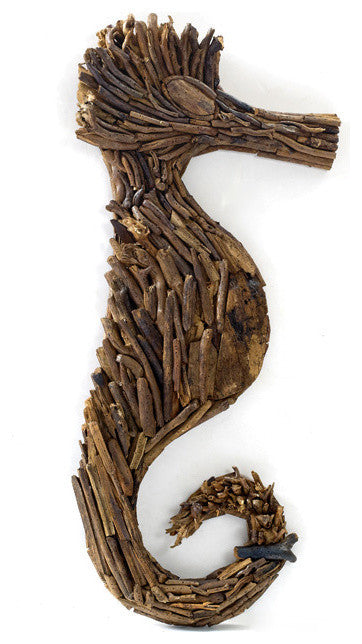 Drift Wood Sea Horse