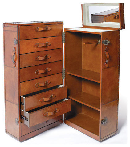 Churchill Trunk & Wardrobe